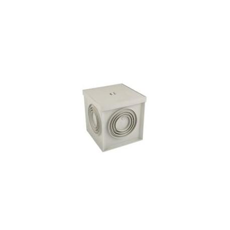 POZZETTO SEMP PVC D.55X55 H.55