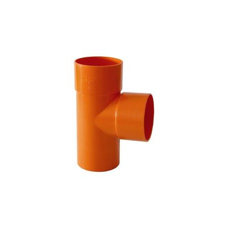 BRAGA PVC EXTRA 87,30° D.160
