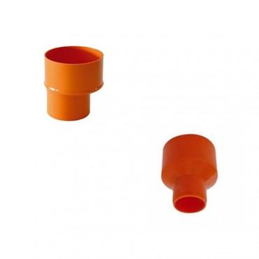 RIDUZIONE PVC EXTRA MM.100X40