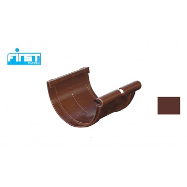 FIRST PLAST GIUNTO SEMPLICE PVC RAMATO