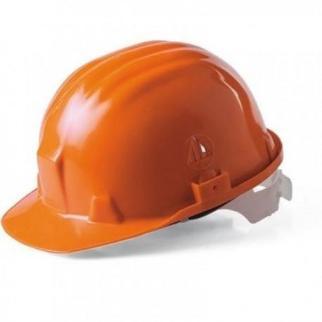 Elmetto Protezione Colore Arancio