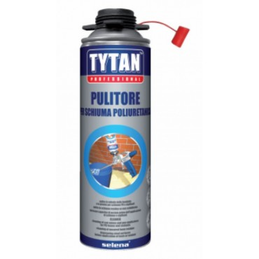 TYTAN PULITORE X SCHIUMA POLIURETANICA 500ML.