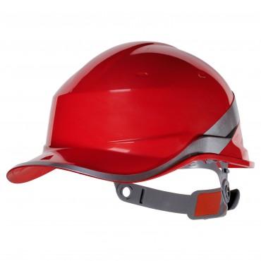 Elmetto Protezione Diamond Colore Rosso