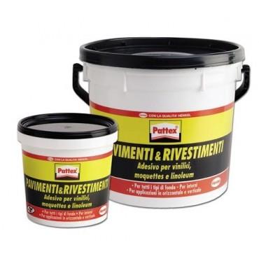 COLLA PATTEX PAVIMENTO & RIVESTIMENTO KG.5