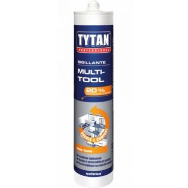 TYTAN PROFES. SIGILLANTE MULTI-TOOL GRIGIO 300ML.