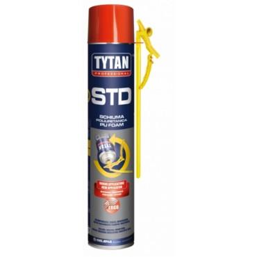 TYTAN PROFESSIONAL SCHIUMA POLIURETANICA STD ML750