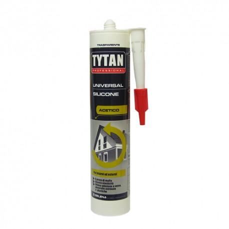 TYTAN PROF.SILICONE UNIVERSALE ACETICO ML280 TRASP