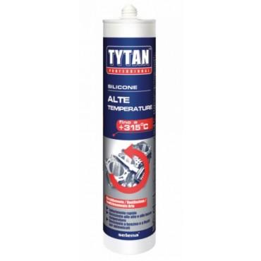 Tytan Silicone Alte Temper. Nero 315° 300ml.