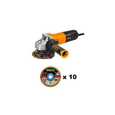 INC-CO SMERIGLIATRICE ANGOLARE MM.115 950W +10 DI